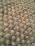 鹿子編み。