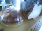 ガラスのクロシェ。
