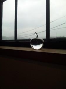 ガラスの林檎